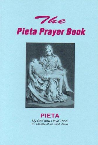 BOOK PIETA PRAYER