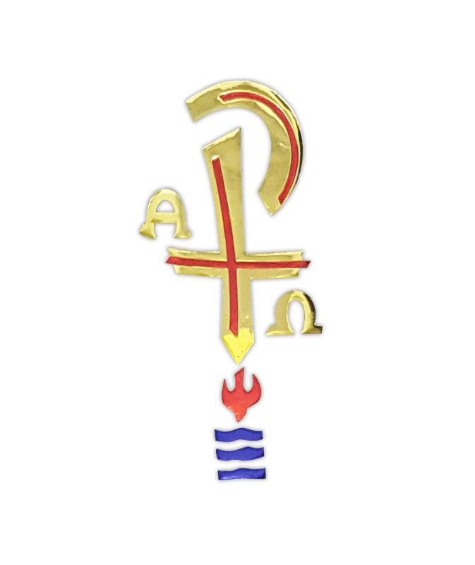 Transfer Baptism Symbols Candle Transfers Pleroma Christian