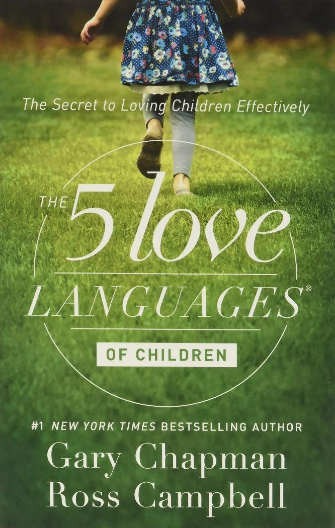 The 5 Love Languages Of Children Parenting Pleroma Christian Supplies