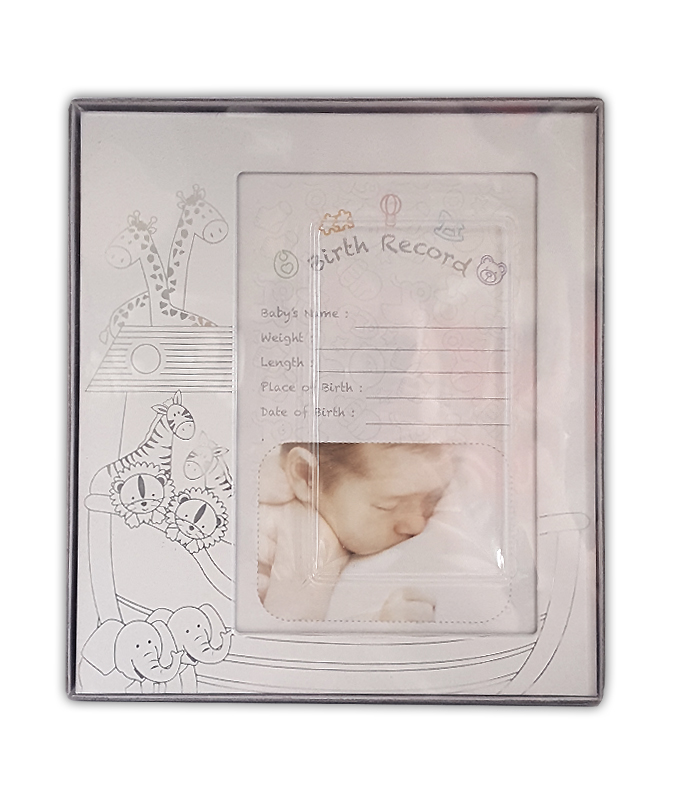 Photo Frame Baby Birth Record Frame Baby Gifts Pleroma
