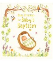 Bible Promises for Baby's Baptism (9780745965543)
